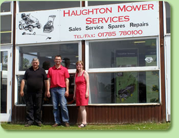 Haughton Mowers Shop